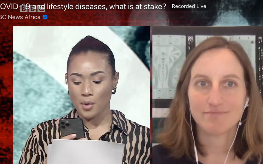 Lifestyle Diseases and COVID-19: Live from BBC News Africa